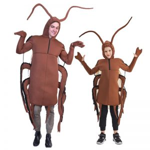 Disfraz de cucaracha