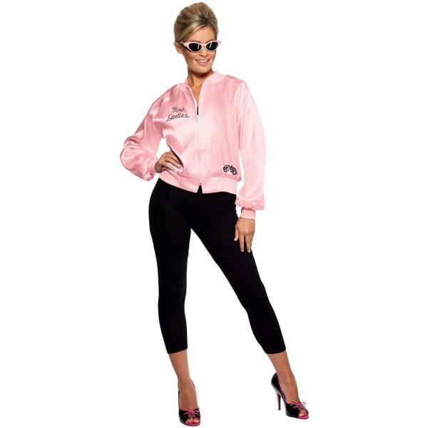 Disfraz de Grease de Pink Ladies