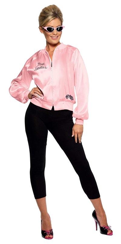 Disfraz de Grease Pink Ladies