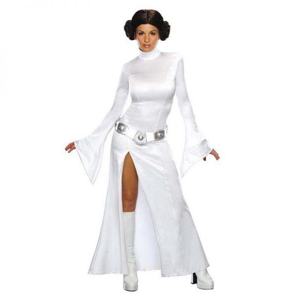Disfraz de Leia Organa